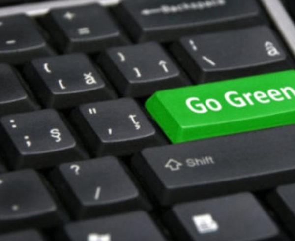 ufficio eco-friendly